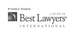 Best Lawyers International 2014