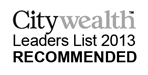 CityWealth Legal Guide for Private Wealth Management 2013