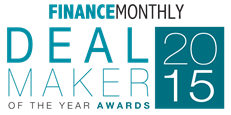 Finance Monthly Deal Maker of the Year Awards 2015