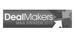 The DealMakers M&A Awards 2012 - Law Firm of the Year - Mergers & Acquisitions