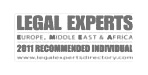The Legal Experts EMEA 2011 Directory