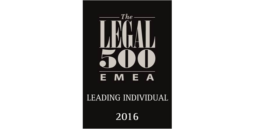 The Legal 500 2016